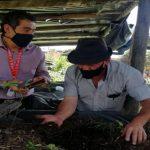 Ciudad Bolívar y su ejemplar trabajo solidario en las 240 huertas comunitarias